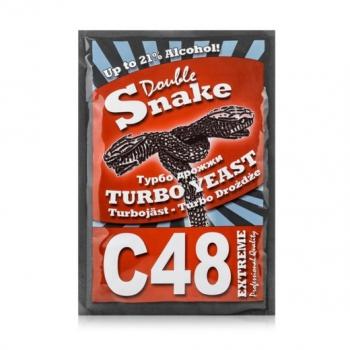 Дрожжи DoubleSnake C48, 130 гр